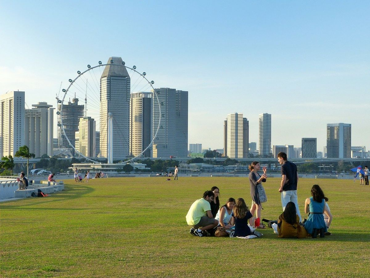 Laissez passer Singapour